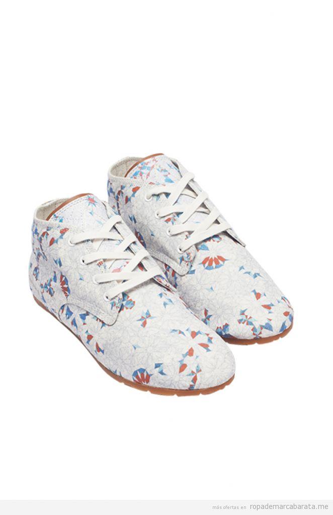 Zapatos mujer originales maca Eleven Paris baratos, outlet online 2