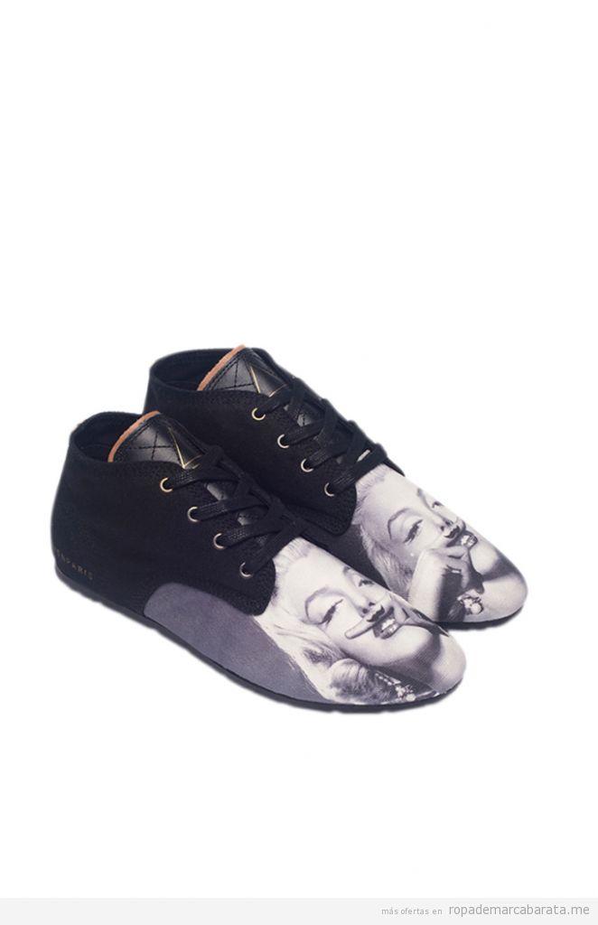 Zapatos mujer originales maca Eleven Paris baratos, outlet online 3