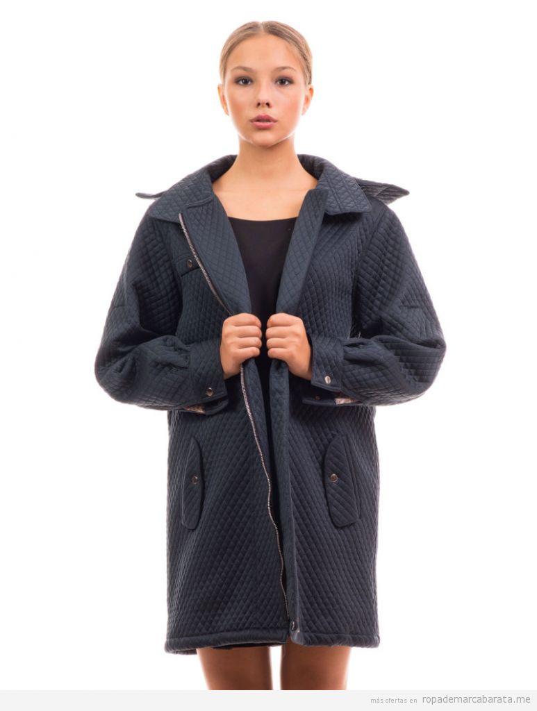 Abrigo capucha de marca Laga, rebajas