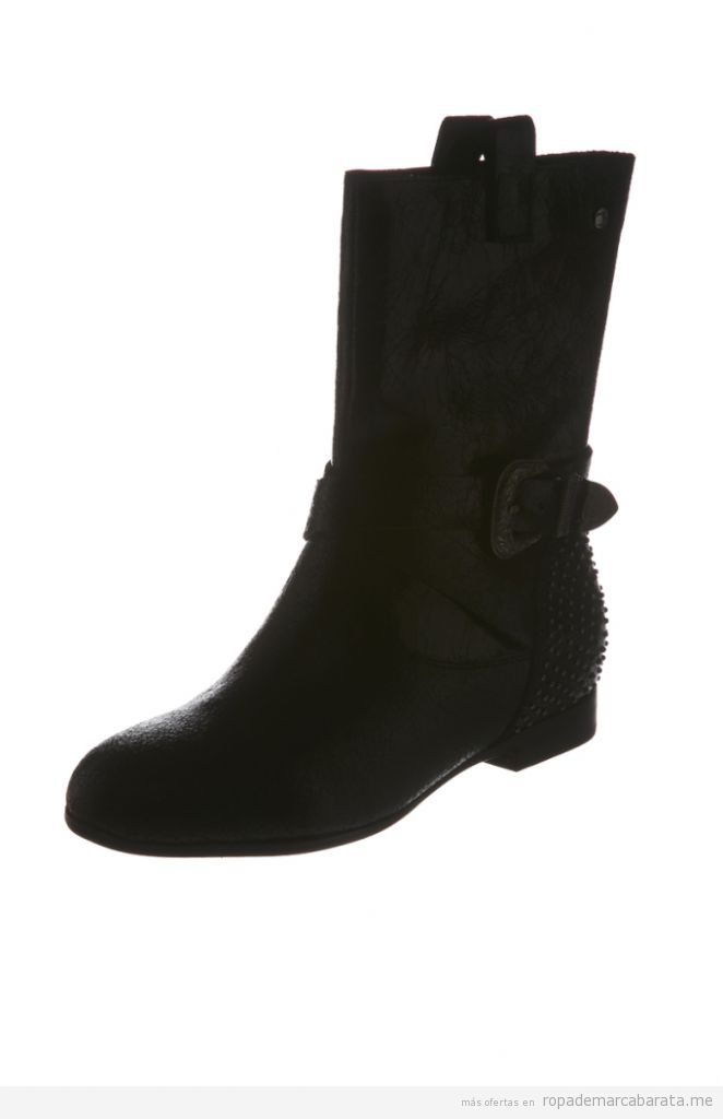 Botines mujer marca Couleur Porpre baratos, outlet