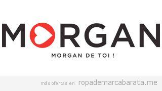 Ropa de mujer marca Morgan, rebajas