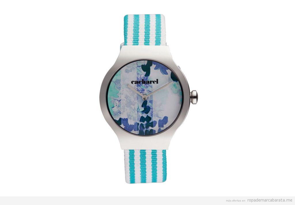 Relojes originales marca Cacharel mujer baratos, outlet online 3