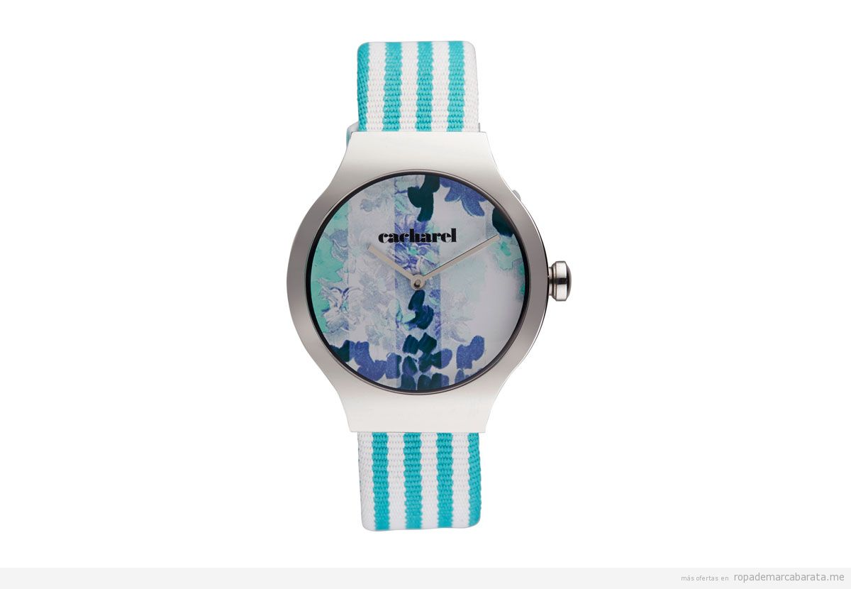 18255d6c5ced Relojes mujer originales marca Cacharel