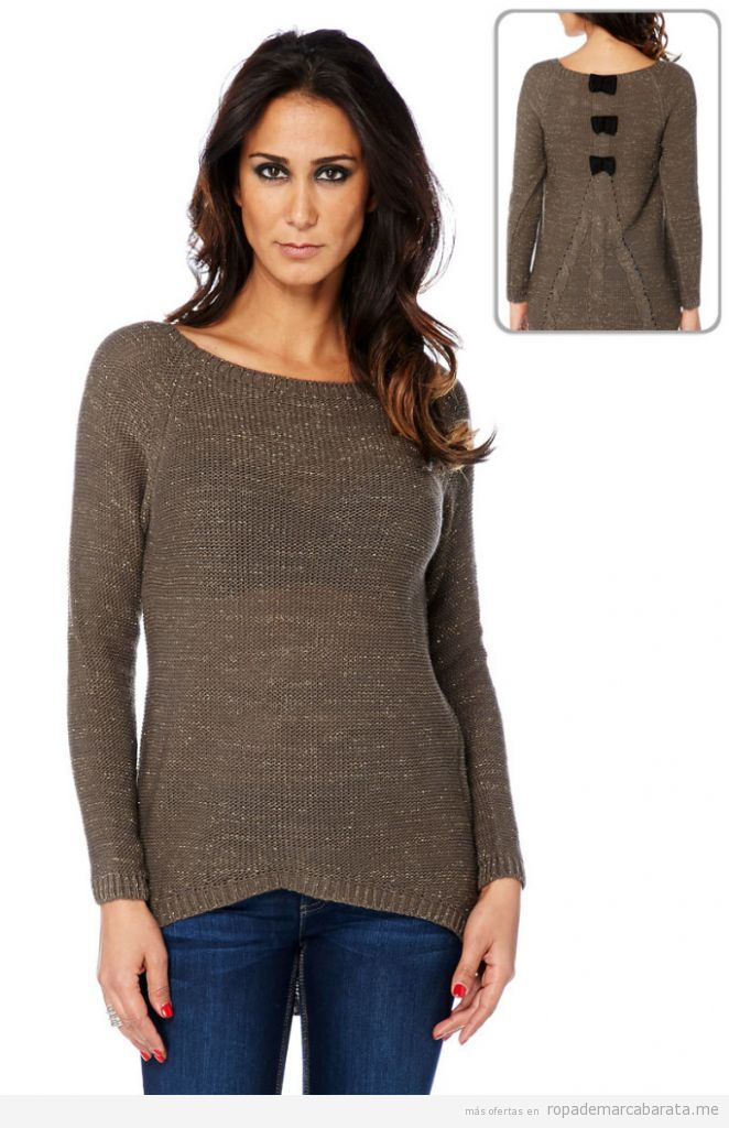 Jersey lana mujer marca Saint Germain, barato, outlet online