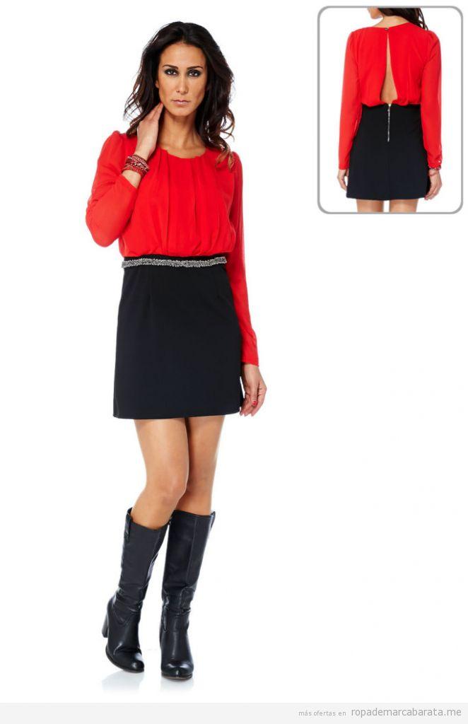 Vestido marca Saint Germain, barato, outlet online