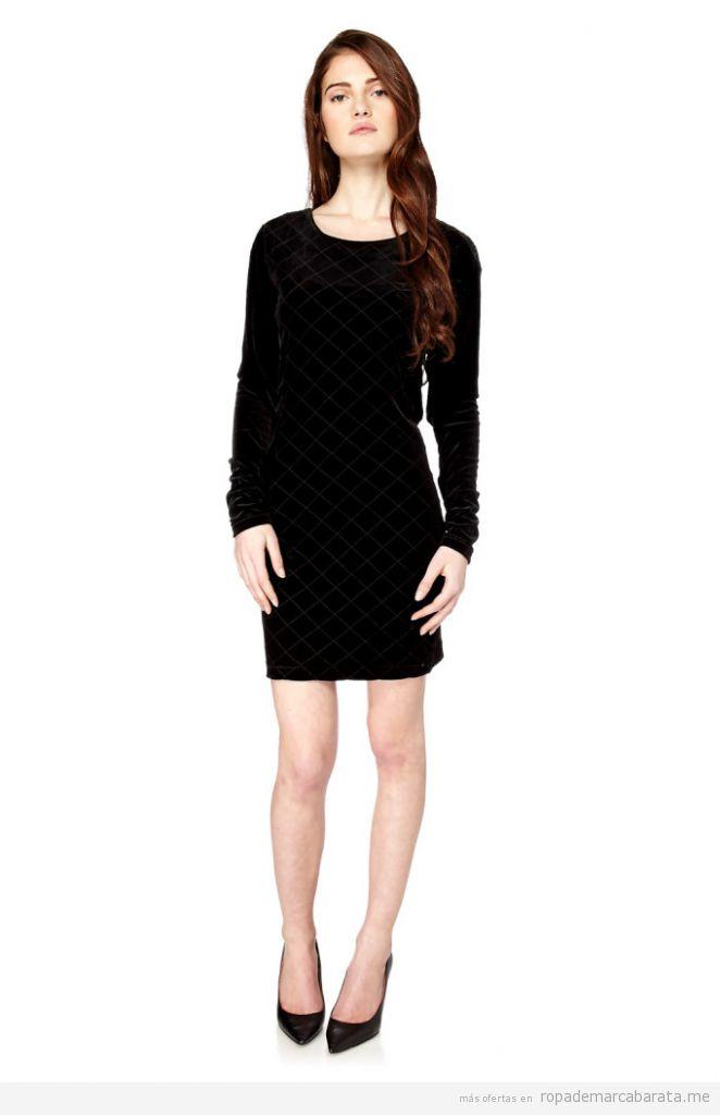 Vestido terciopelo marca American Retro barato, outlet