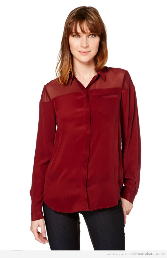 Blusa marca French Connection barata, outlet online