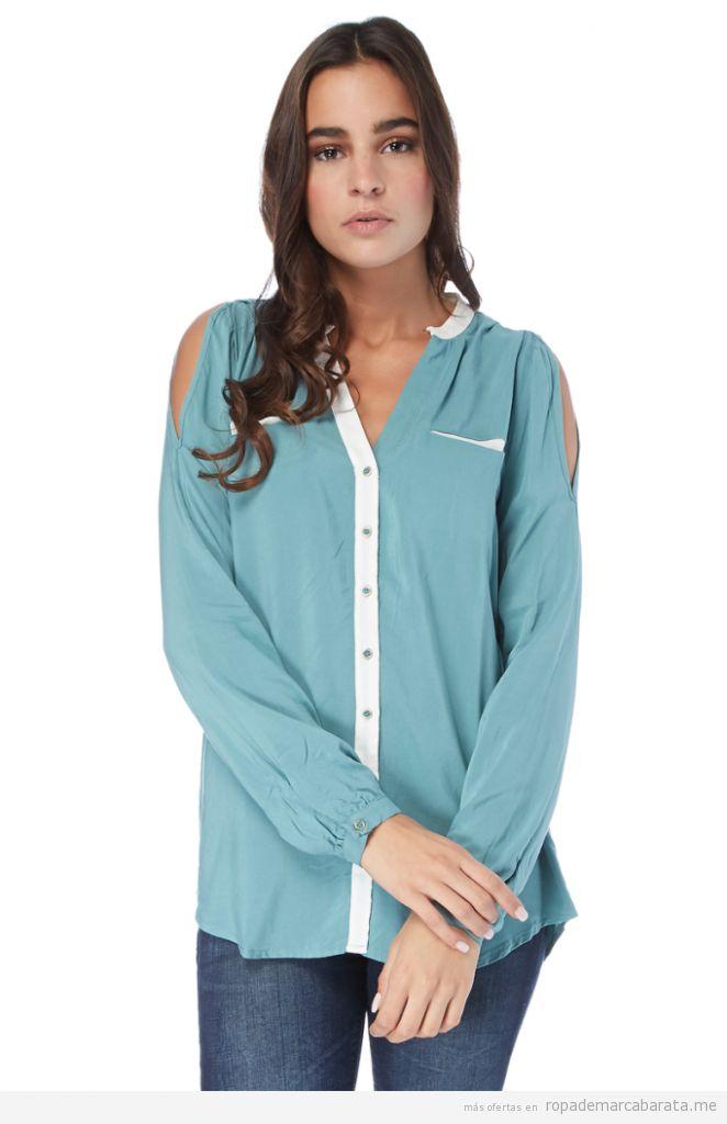 Camisa marca Karl Marc John barata, outlet online 2