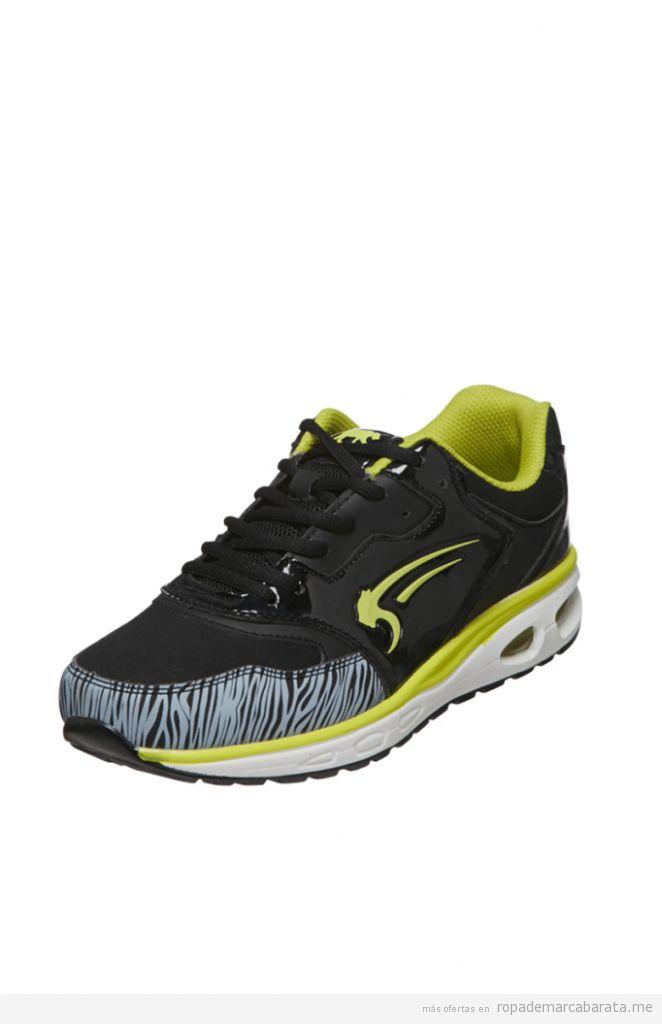 Zapatillas mujer Airness y Everlast baratas, outlet 3