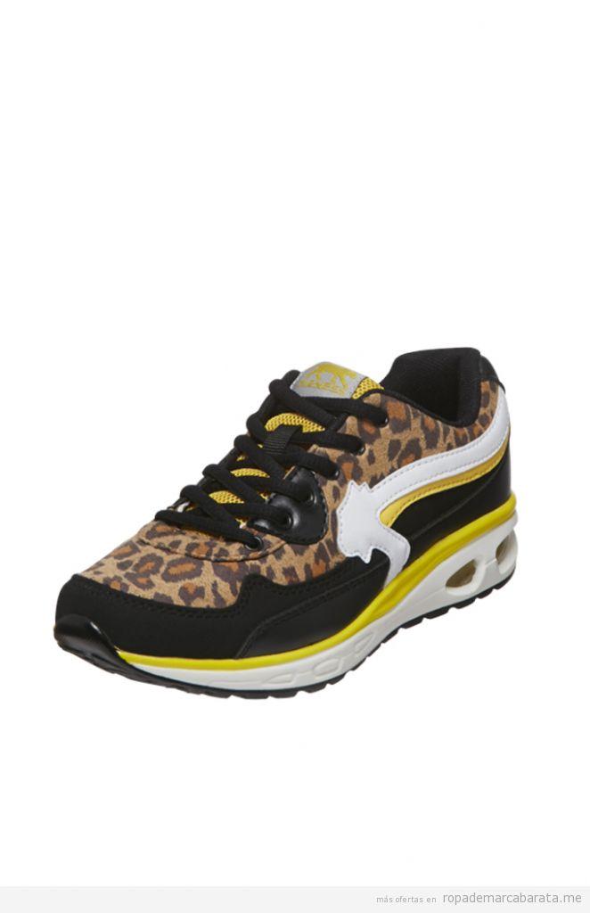 Zapatillas mujer Airness y Everlast baratas, outlet 2