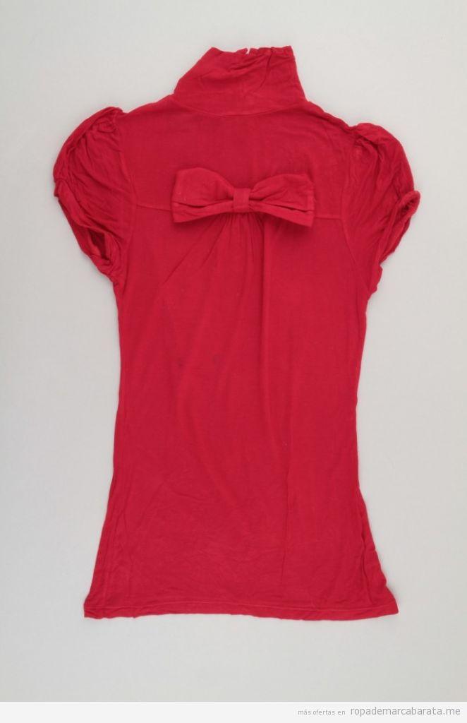 Camiseta marca Zara barata, segunda mano