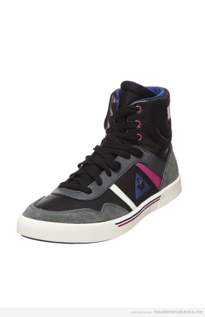 Tenis mujer marca Le Coq Sportif baratos, outlet online