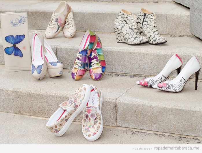 Zapatos mujer marca Goby baratos, outlet online