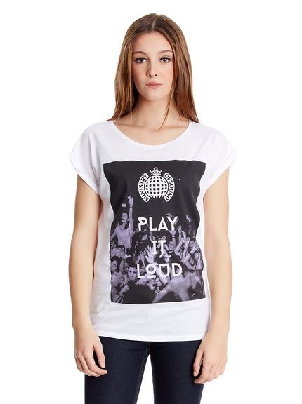 Camisetas Ministry of Sound baratas, outlet online 3