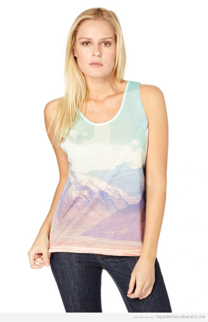 Camisetas chica hipster marca Never Tell Your Tailor baratas, outlet 2