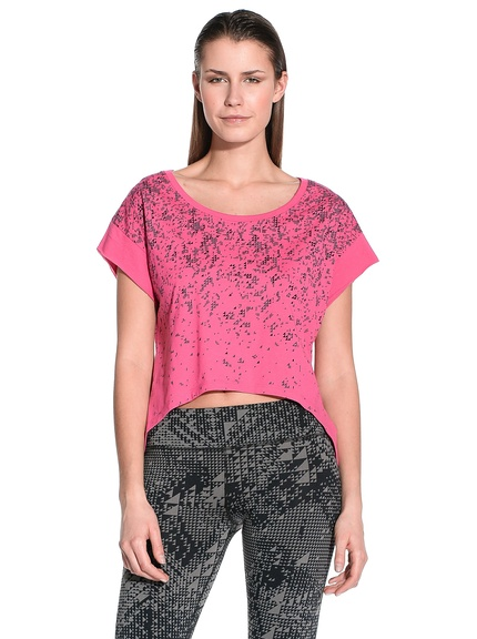 Camiseta mujer marca Zumba, outlet online
