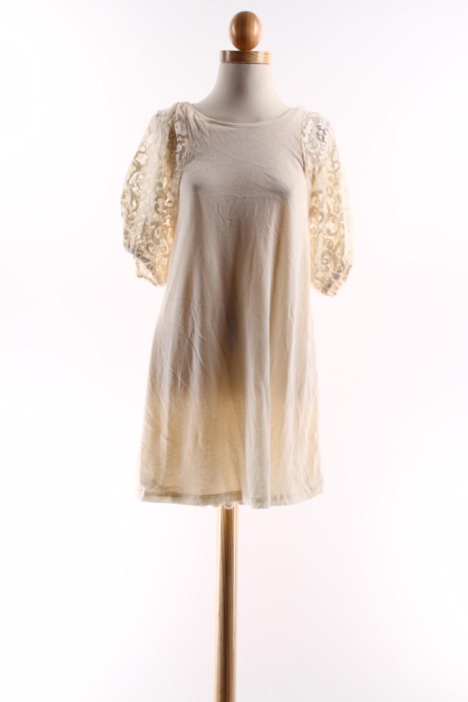 Vestido coctel de segunda mano para mujer marca Mia donna, tienda online