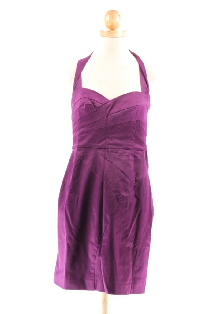 Vestido coctel de segunda mano marca Sfera para mujer, tienda online