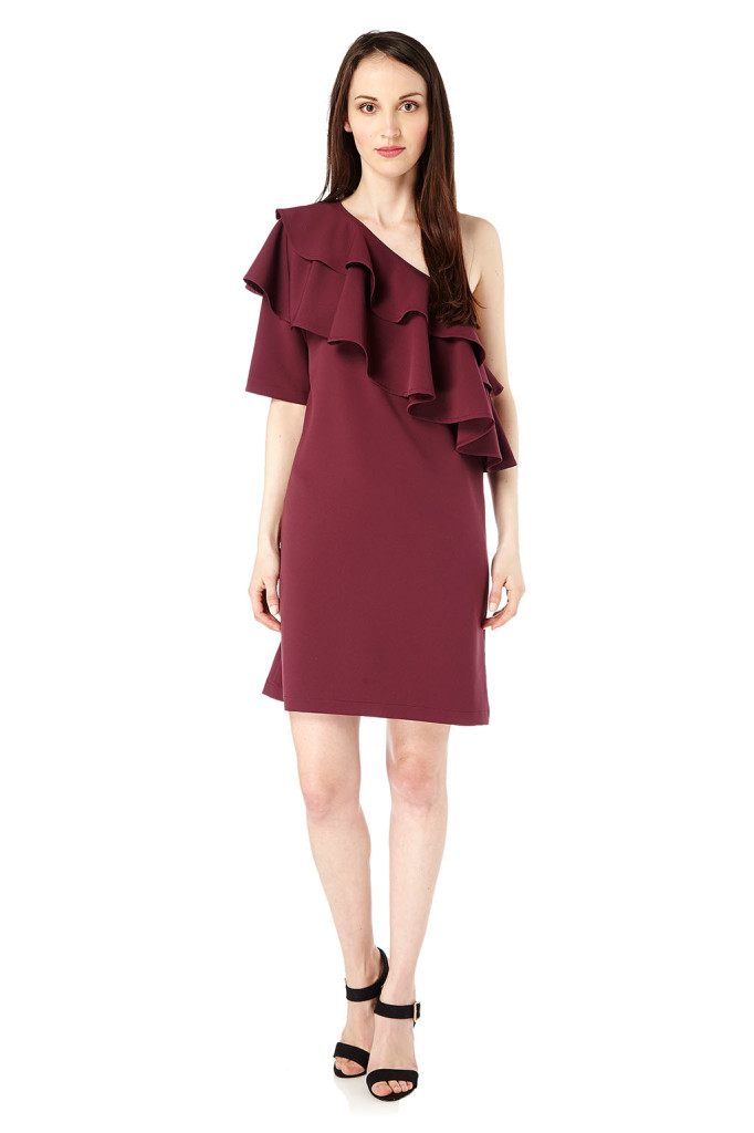 Vestido elegante marca Jo Jil Paris barato, oulet online