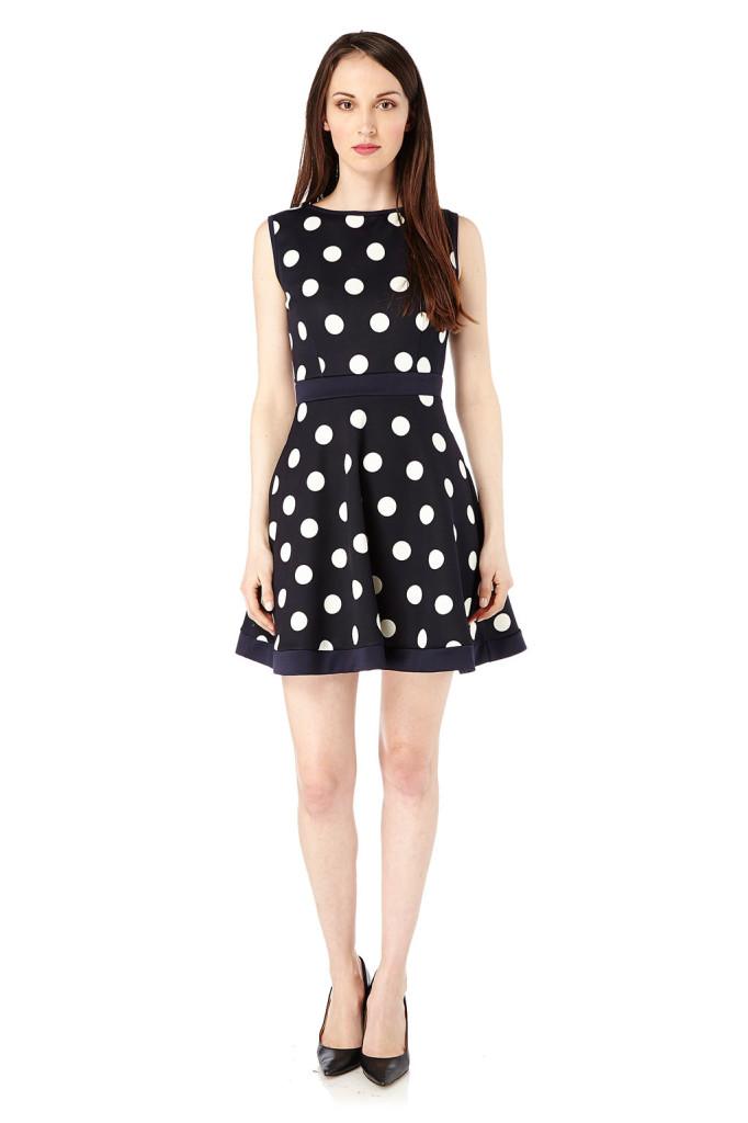 Vestido elegante marca Jo Jil Paris barato, oulet online 2