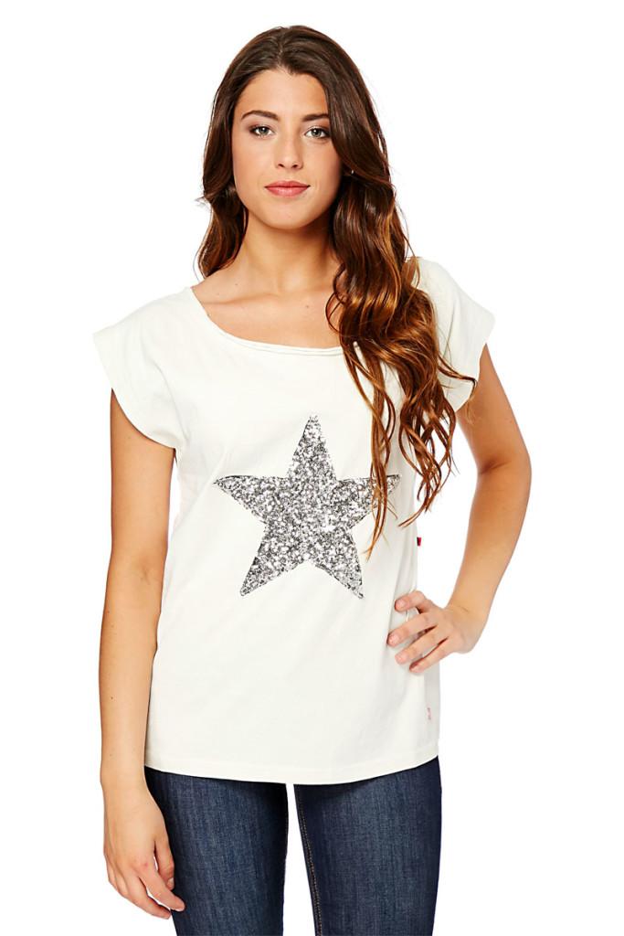 Camiseta estrella verano marca Pepita Pérez barata, outlet online