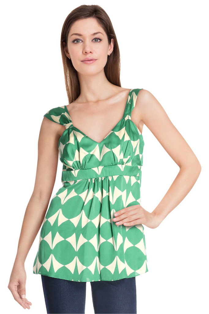 Top mujer verano marca Caramelo barato, outlet online