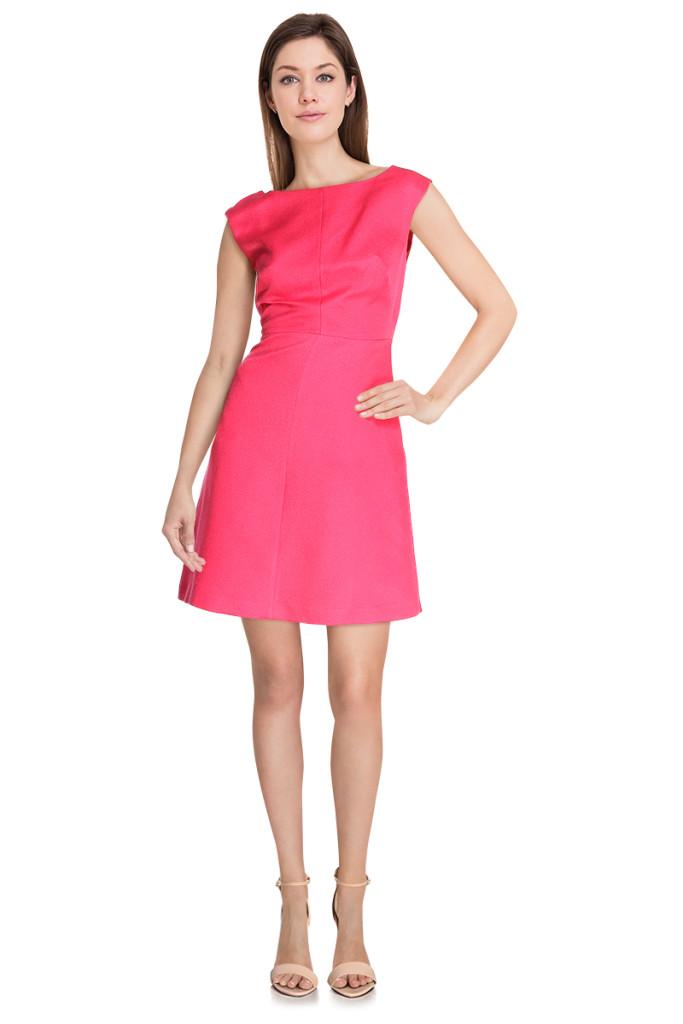 Vestido seda marca Caramelo barato, outlet online