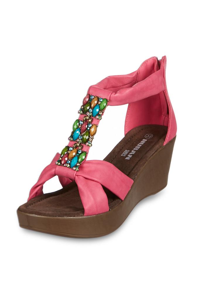 Sandalias marca Huran Shoes baratas, outlet online