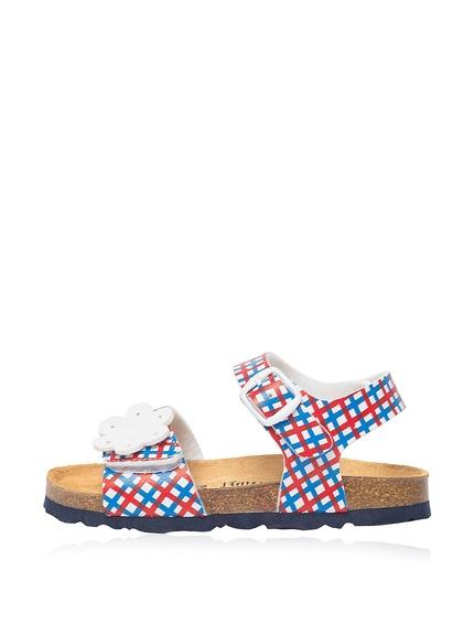 Sandalias planas de corcho para mujer marca Mandèl baratas, outlet 2