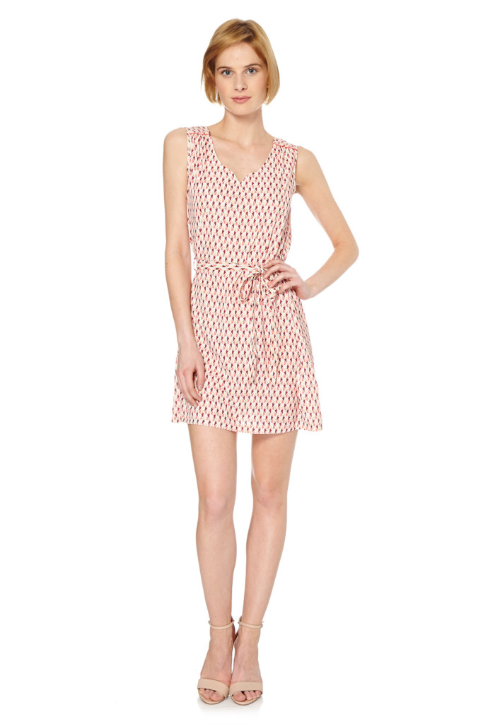 Vestidos verano estampado geométrico marca Emoi baratos, outlet