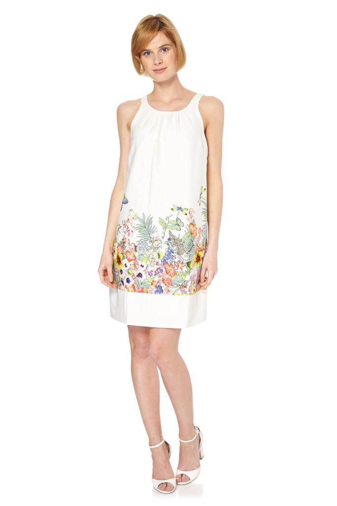 Vestidos verano flores marca Emoi baratos, outlet