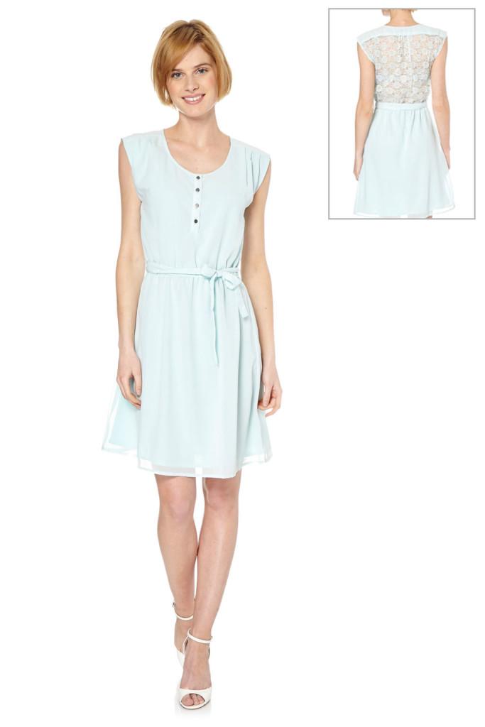 Vestidos verano lisos marca Emoi baratos, outlet