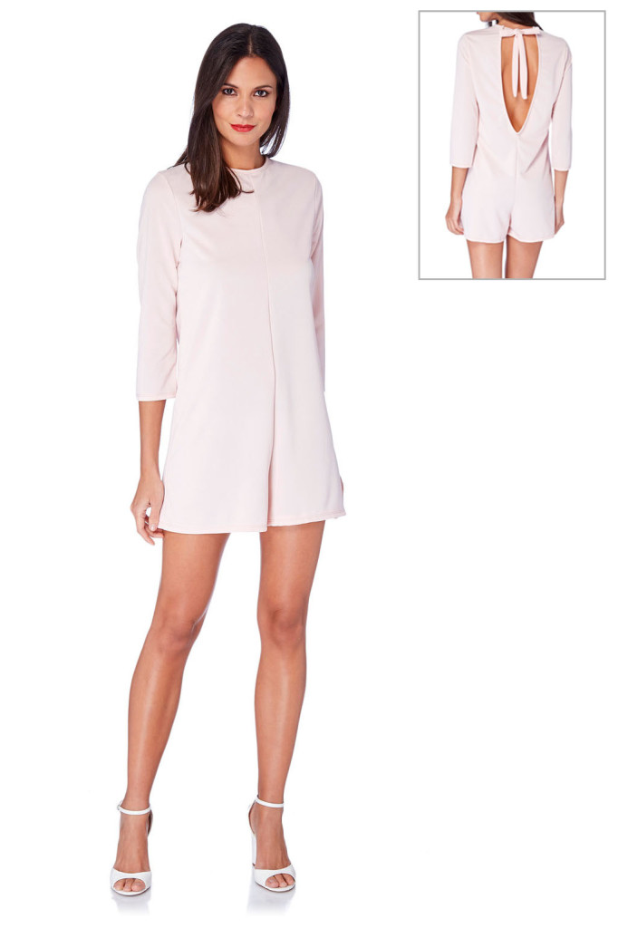 Mono rosa marca French Code barato, outlet online
