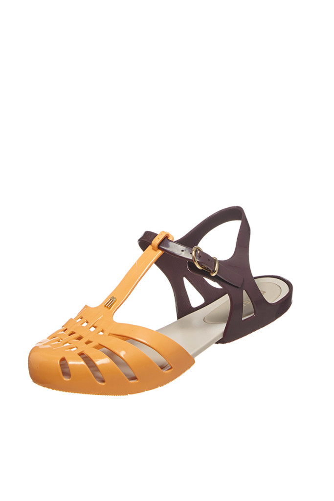 Sandalias cangrejeras marca Melissa baratos, outlet online