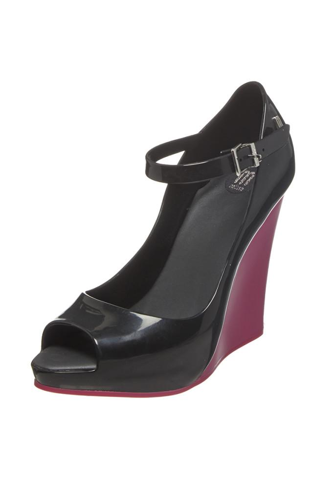 Sandalias cuña marca Melissa baratos, outlet online