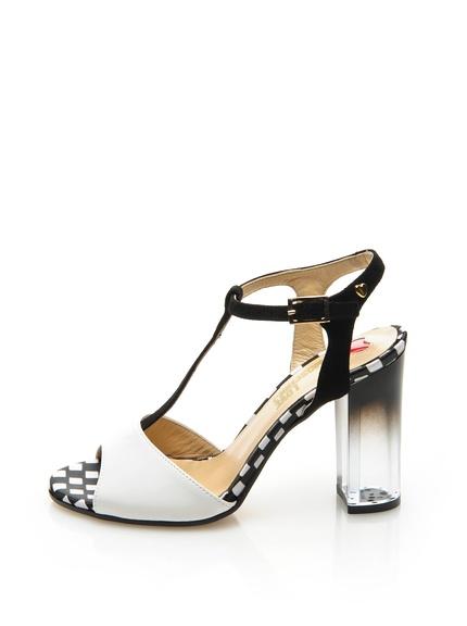 Zapatos tacón marca Love Moschino baratos, outlet online 3