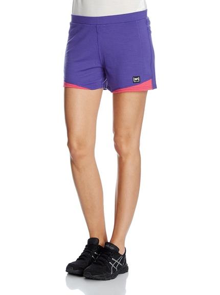 Pantalón short deportivo y técnico marca Super natural mujer, outlet online
