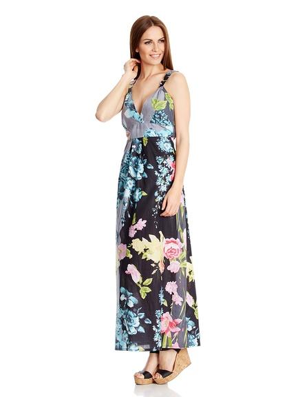 Vestidos print flores marca HHG baratos, outlet online 2