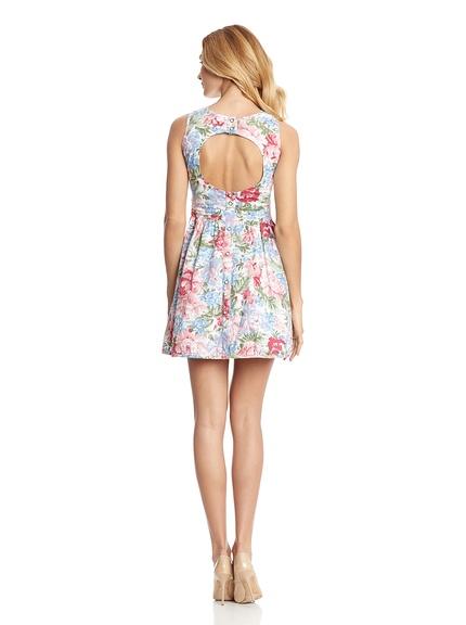Vestidos flores verano marca Rare London baratos, outlet online