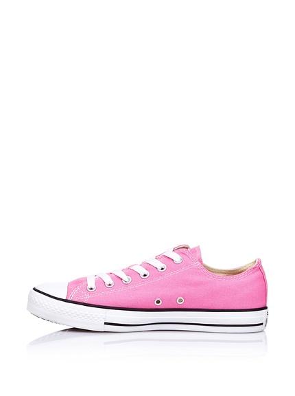 Zapatillas caña baja rosas marca Converse baratas, outlet