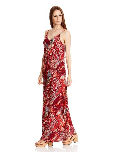 Vestido largo verano marca Janis, outlet online