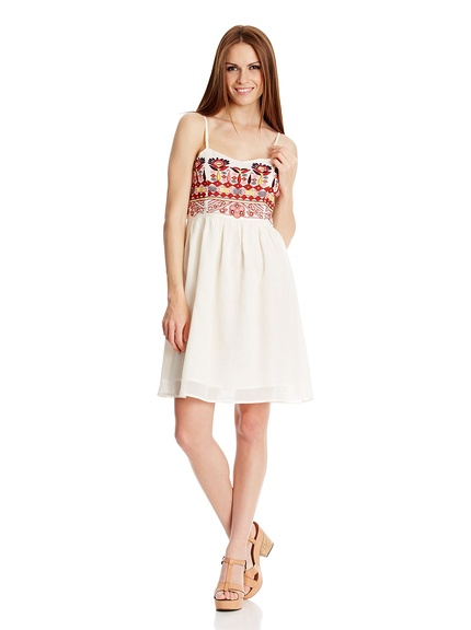 Vestido corto verano marca Janis, outlet online