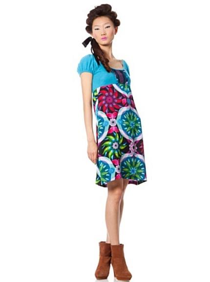 Vestidos marca Custo Barcelona baratos, outlet online 2