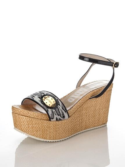 Sandalias marca Galliano baratas, outlet