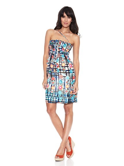 Vestido corto marca Desigual barato, outlet 2