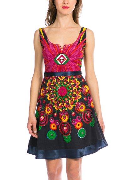 Vestidos verano marca Desigual baratos, outlet 3