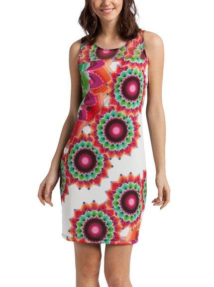 Vestidos verano marca Desigual baratos, outlet