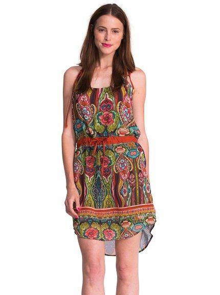 Vestidos verano marca Desigual baratos, outlet 2