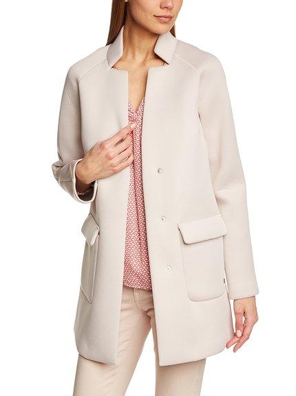 Abrigo rosa marca S.Oliver barato, outlet