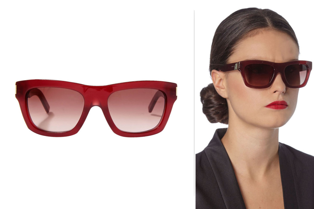 Gafas sol mujer marca Yves Saint Laurent baratas, outlet 2